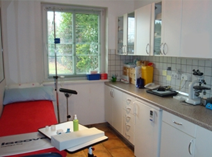 Hausarztpraxis Borchert Grunert - Labor